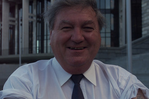 Former Labour party MP Geoff Braybrooke. File photo / Mark Mitchell
