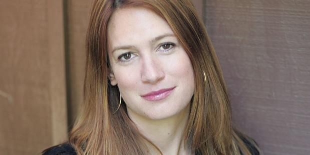 Author Gillian Flynn, draws from her own life for her new book 'Gone Girl'. Photo / Supplied