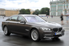 BMW 760 long wheel base. Photo / Supplied