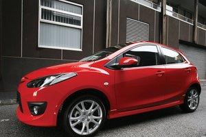 Mazda2 Sport.