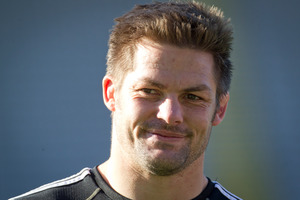 NZ women swoon over masculine men like All Black captain Richie McCaw.Photo / File