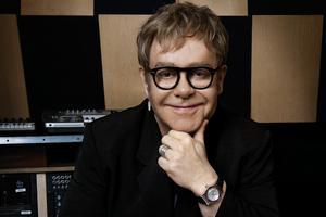 Elton John. File photo / AP