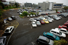 Business groups and unions have joined forces to oppose a Government plan to tax employee carparks. Photo / NZ Herald