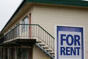 Auckland renters have been given the option of securing a flat by tender. Photo / Naomi Driver