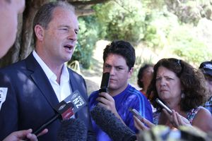 Labour Party leader David Shearer. Photo / Supplied