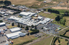 The Tegel processing plant in New Plymouth. Photo / Supplied