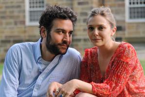 Josh Radnor and Elizabeth Olsen star in  Liberal Arts .Photo / Supplied