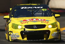The Kiwi domination of V8 Supercars continued today when Shane Van Gisbergen reigned in the rain. Photo / Getty Images. 