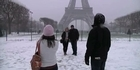  Raw: Europe blanketed by Winter snow