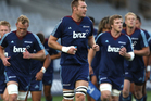 Join us here for live updates of today's Super Rugby clash between the Blues and the Bulls from Eden Park in Auckland. Photo / Getty Images.