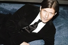 Actor, director and author Crispin Glover. Photo / Supplied