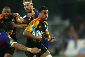 Liam Messam in action for the Chiefs. Photo / Getty Images