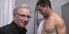 Watch: The naked truth - Highlander's shower confessions