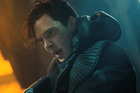 Benedict Cumberbatch in a scene from Star Trek Into Darkness. Photo/supplied