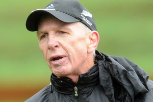 New Zealand sevens coach Gordon Tietjens. Photo / Getty Images.