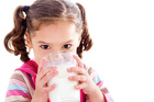 Drinking full cream milk could be better for kids, research suggests.Photo / Thinkstock