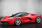 Ferrari's hybrid 'hypercar' LaFerrari, as revealed at Geneva International AutoShow.. Photo / Supplied DRIVEN USE ONLY