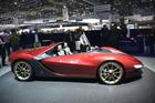 Pininfarina Sergio at Geneva. Photo/Supplied