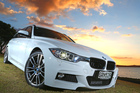 BMW 328i Touring. Photo / Supplied DRIVEN USE ONLY