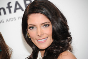 Ashley Greene's dog died in an apartment fire. Photo / AP