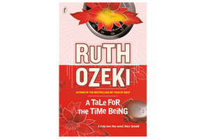 'A Tale For The Time Being' by Ruth Ozeki. Photo / Supplied