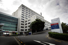 Auckland Hospital. Photo / File photo