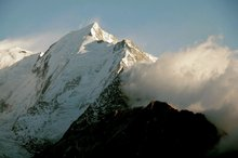 Mt Blanc in the French Alps. Photo / AP