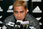 Jerry Collins was carrying two knives when he was arrested, a security guard says. Photo / File photo