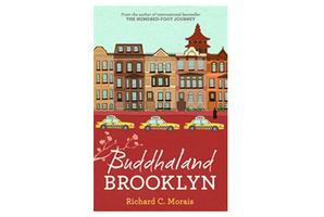 'Buddhaland Brooklyn' by Richard C. Morais. Photo / Supplied