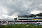 A general view of play during day one of the Third Test match between New Zealand and England. Photo / Getty Images.