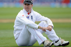 England have decided Kevin Pietersen can no longer play through the pain, but his early departure is no reflection of the tourists' desire to leave New Zealand with victory. Photo / Getty Images.