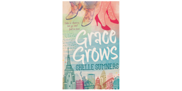 'Grace Grows' by Shelle Sumners. Photo / Supplied