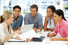 Engaged employees often do more than is expected of them. Photo / Thinkstock