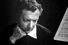 Composer Benjamin Britten. Photo / NZ Herald
