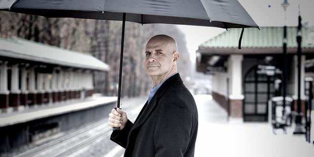 American writer Harlan Coben. Photo / Claudio Marinesco