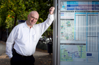 US transport consultant Jarrett Walker expects complaints when commuters are asked to walk further to their nearest bus stop. Photo / Natalie Slade