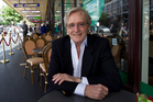 Actor Bill Roache is in Auckland for his stage show tour. Photo / Brett Phibbs