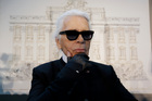 Karl Lagerfeld will direct a short film to mark 100 years of Chanel.Photo / AP