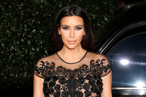 Kardashian allegedly declined to answer questions about tipping off tabloid magazines. Photo / AP
