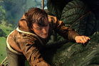 Nicholas Hoult plays Jack in Jack the Giant Slayer. Photo / Supplied