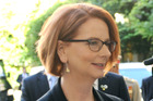 Gillard's efforts to halt the rush to calamity have so far been fruitless. Photo / AP