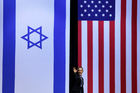 President Barack Obama gave an impassioned speech to students in Jerusalem. Photo / AP