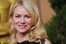 Naomi Watts has no intention of going under the knife.Photo / AP