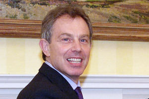 Former PM Tony Blair claimed that Iraq had 'chemical and biological weapons, which could be activated within 45 minutes'. Photo / AP