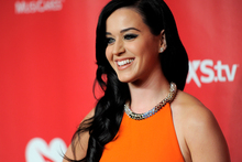 Singer Katy Perry has denied rumours that she is writing a book. Photo / AP