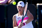 Erakovic shoulders all New Zealand's tennis hopes at present. Photo / NZ Herald