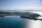 Magazine editor Tyler Brule wants a Waiheke Island home.  Photo / Brett Phibbs