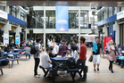 Foreign student numbers are rising at top educators such as Auckland University. Photo / Greg Bowker