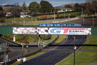 Pukekohe Raceway pre-renovation. Photo / Doug Sherring