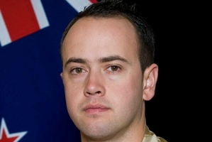 Lance Corporals Pralli Durrer was killed in an exchange of fire. Photo / Supplied